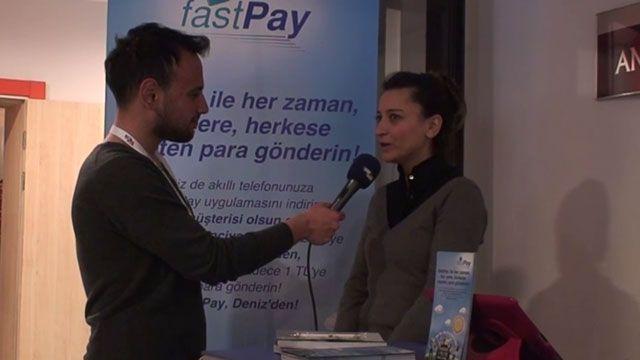 Bilmök 2013 - Denizbank - Çığdem Kırali Röportajı