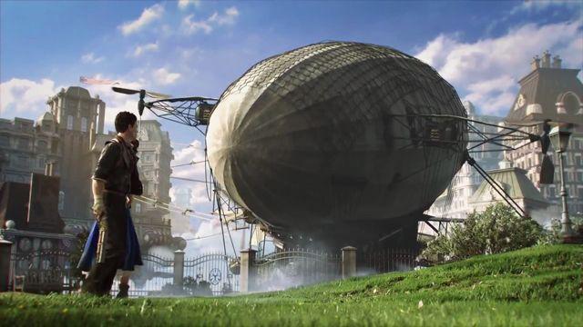 BioShock Infinite'in TV Reklamı Yayınlandı