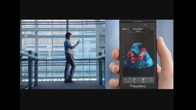 BlackBerry 10 BBM Reklamı