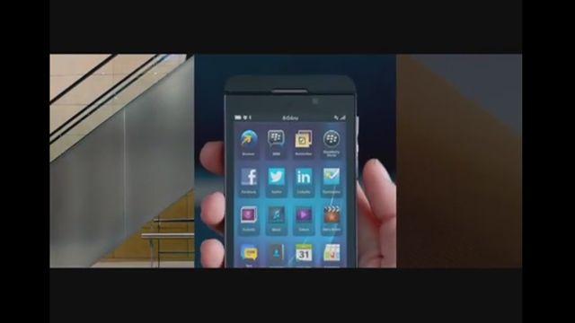 BlackBery Z10 Reklam Videosu - Denge