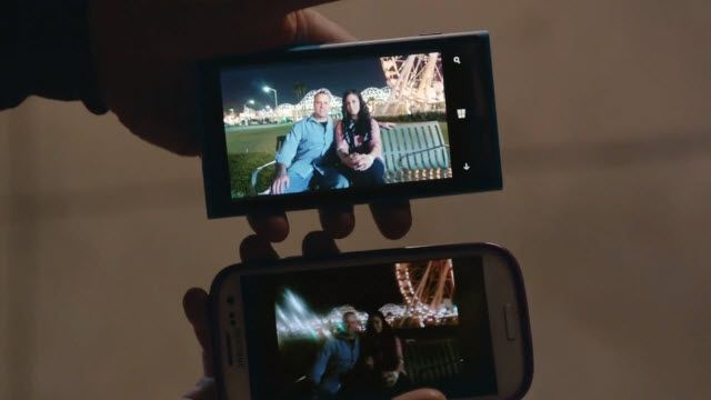 Galaxy S3 & Nokia Lumia 920 Fotoğraf Testi