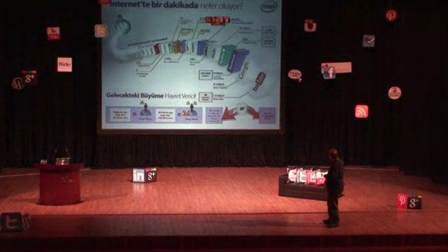 SMİT Summit 13 İsmail Hakkı Polat - Sosyal Medya Değil, Yeni Medya!
