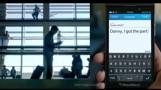 BlackBerry 10 - Klavye Tanıtım Videosu