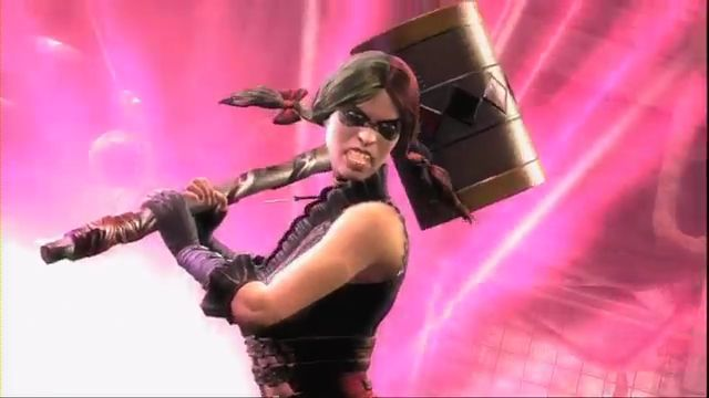 Injustice Gods Among Us - Harley Quinn Videosu
