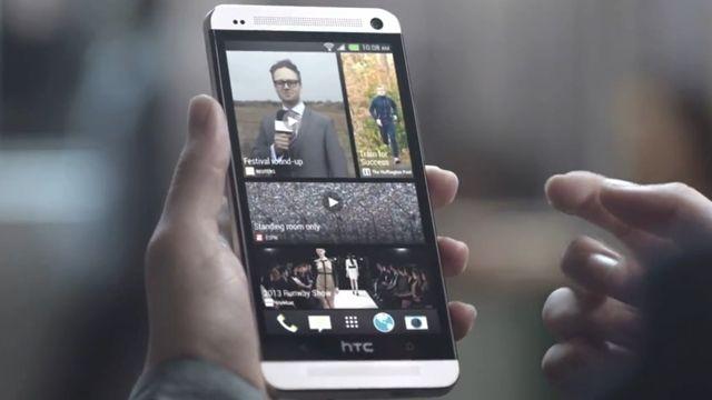 HTC One - BlinkFeed Reklamı