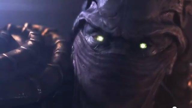 Birthworld - Starcraft 2 Sinematik Videosu