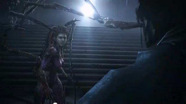 Shifting Perspectives - Starcraft 2 Sinematik Videosu