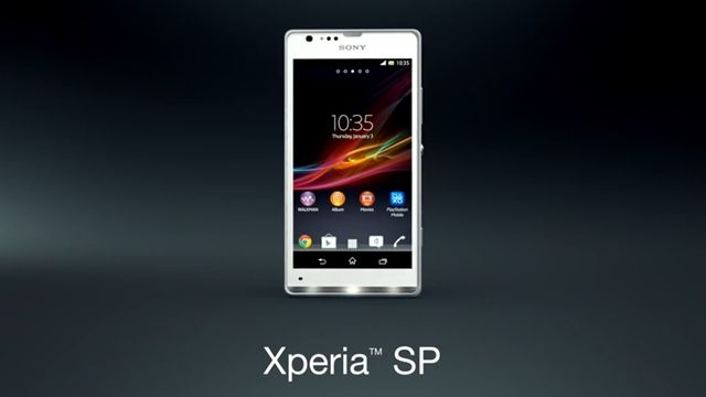 Sony Xperia SP - Bağlantı Teknolojileri Tanıtımı