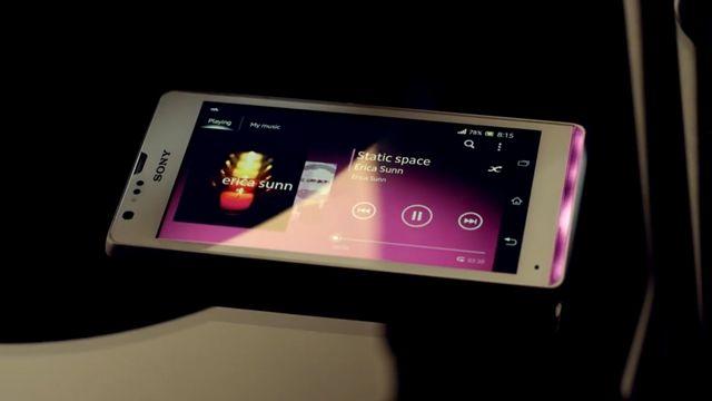 Sony Xperia SP - Kişiselleştirme Özellikleri Tanıtımı