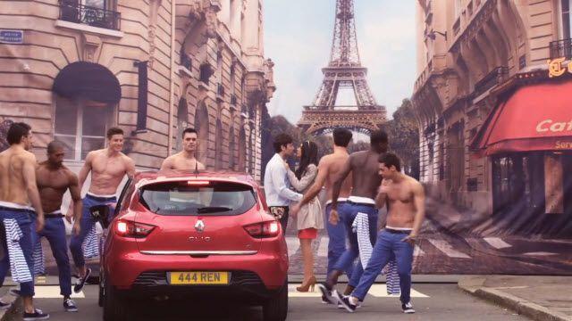 Bayanlar için Renault Clio Test Sürüşü