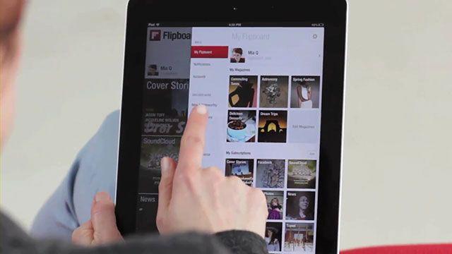 Flipboard'ta Nasıl Dergi Oluşturulur?