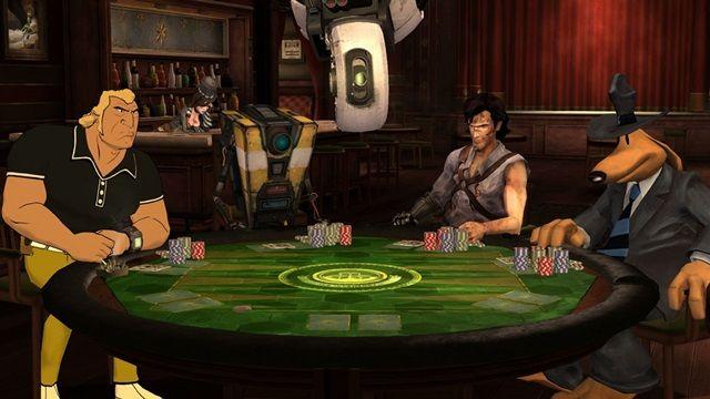 Poker Night 2 Duyuru Videosu