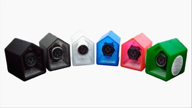 CooKoo Akıllı Saati Özellikleri Videosu