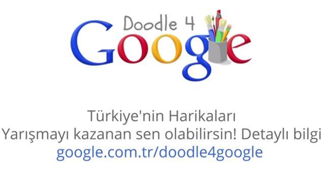 Doodle 4 Google Türkiye'nin Harikaları