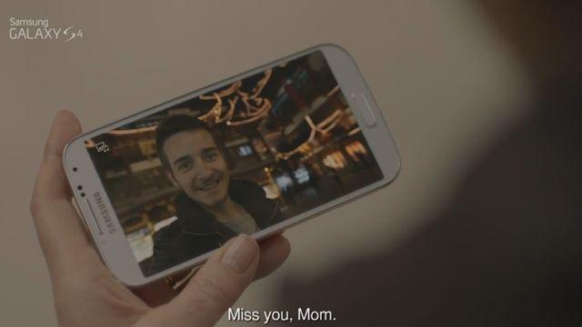 Samsung Galaxy S4 - Sound Shot
