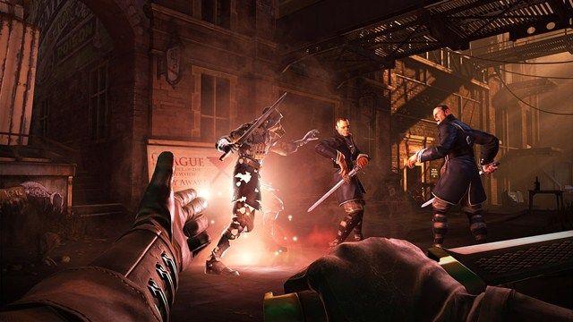 Dishonored: The Knife of Dunwall Oynanış Videosu