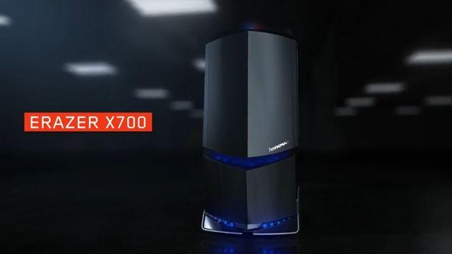Lenovo Erazer X700 Masaüstü Bilgisayarı Tanıtım Videosu