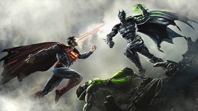 Injustice: Gods Among Us Çıkış Videosu
