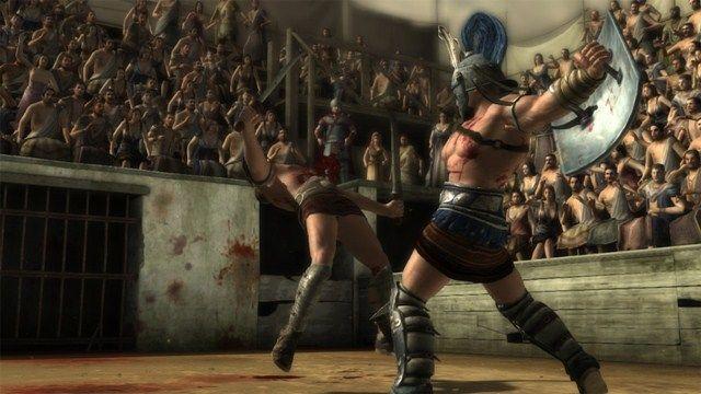 Spartacus Legends Tanıtım Videosu