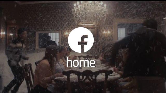 Facebook Home Reklam Videosu - Yemek
