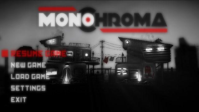 Türk Yapımı Oyun Monochroma'nın Yayınlanan İlk Videosu