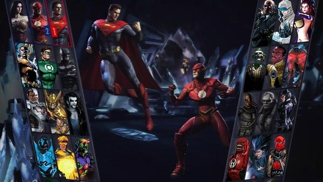 Injustice: Gods Among Us Video İncelemesi