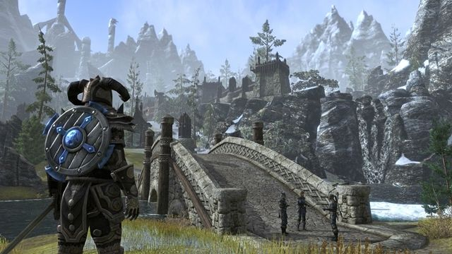Elder Scrolls Online Oynanış Videosu