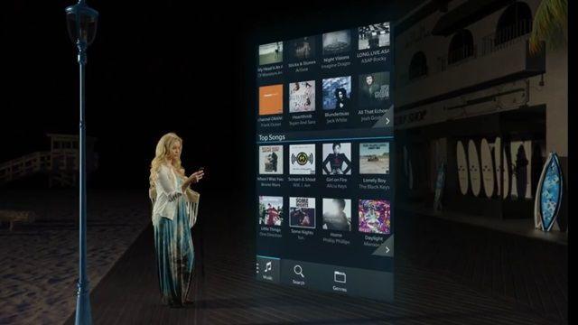 BlackBerry 10 Reklamı - Uygulama Mağazası ve Müzik