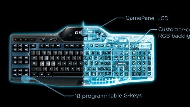 Logitech G510s Oyuncu Klavyesi - Tanıtım Videosu