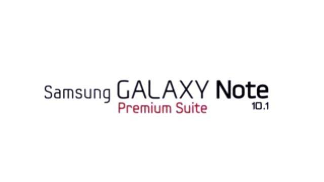 Galaxy Note 10.1 Premium Suite Güncellemesi Neler Getiriyor