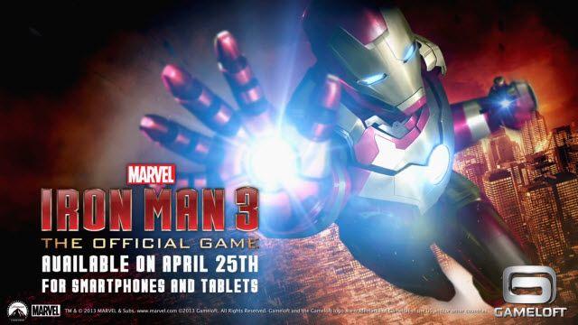 Iron Man 3 Oyun Tanıtım Videosu