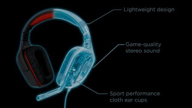 Logitech G230 Oyuncu Kulaklığı - Tanıtım Videosu