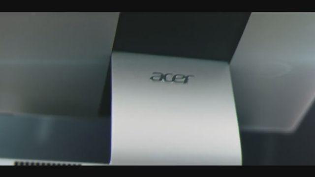 Acer ve Star Trek Into Darkness