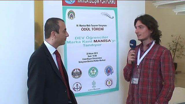 6. Manisa Web Tasarımı Yarışması - Mustafa Özhan KALAÇ Röportajı