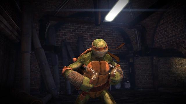 Ninja Kaplumbağalar'ın Yeni Oyunundan Oynanış Videosu Yayınlandı
