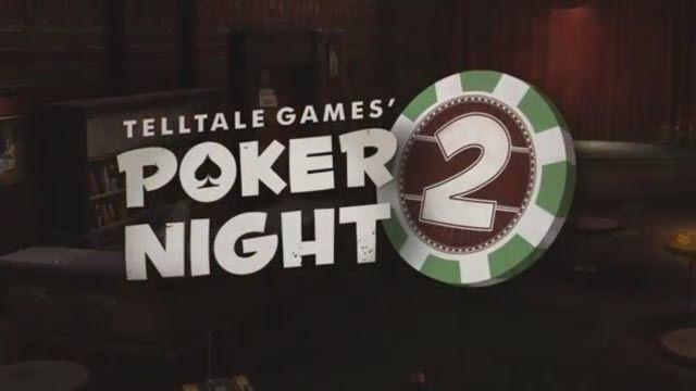 Telltale Games' Poker Night 2 Tanıtım Videosu