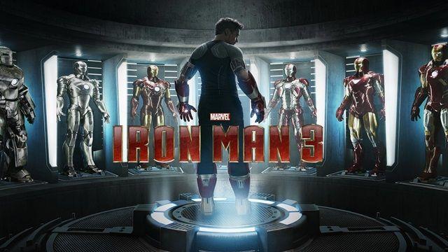 Iron Man 3 Televizyon Reklamı 3