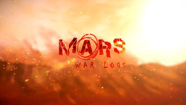 Mars War Logs Çıkış Videosu