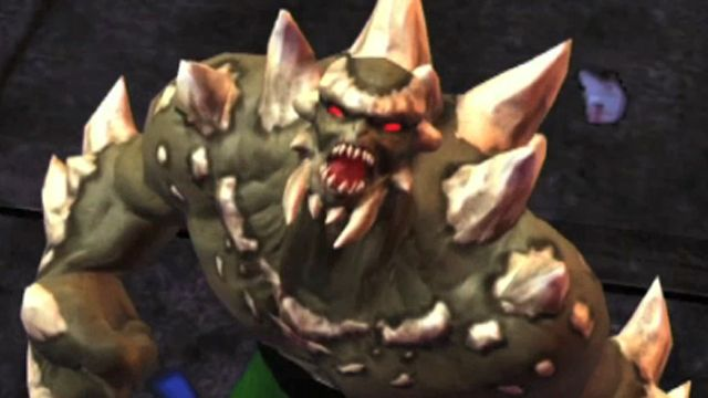 Infinite Crisis-Doomsday Oynanış Videosu