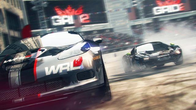 Grid 2 Brands Hatch Pisti Oynanış Videosu
