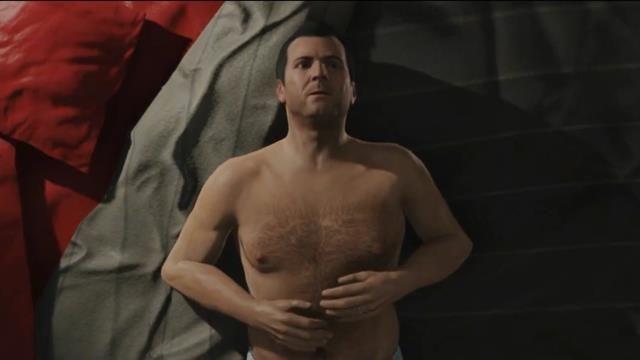 Grand Theft Auto V - Michael Tanıtım Videosu