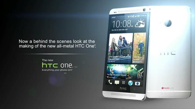 HTC One Tasarım Hikayesi Videosu