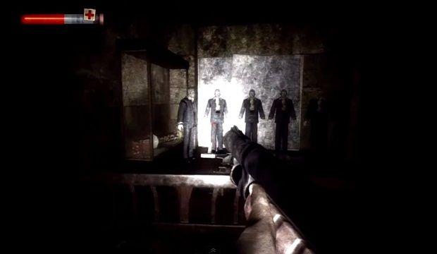 Condemned: Criminal Origins - Cansız Manken Sahnesi