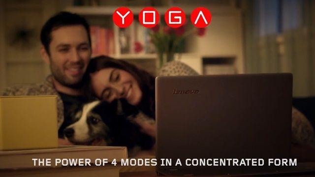 Lenovo IdeaPad Yoga 11S Tanıtım Videosu