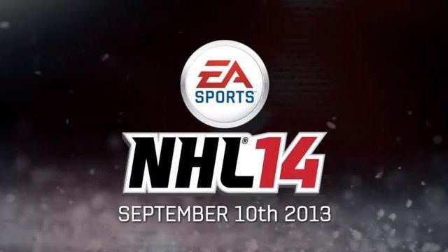 NHL 14 Oynanış Videosu