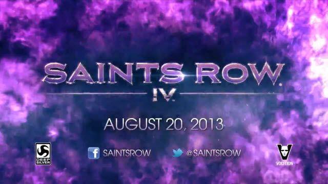 Saints Row IV - Başkanla Tanışın Tanıtım Videosu