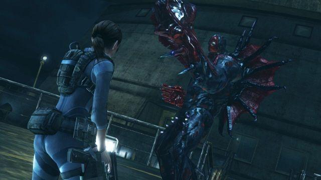 Resident Evil Revelations Wii U Özellikleri Videosu