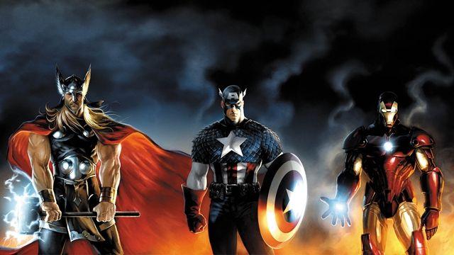 Marvel Heroes Thor Tanıtım Videosu