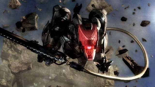 Metal Gear Rising Revengeance: Blade Wolf Oynanış Videosu