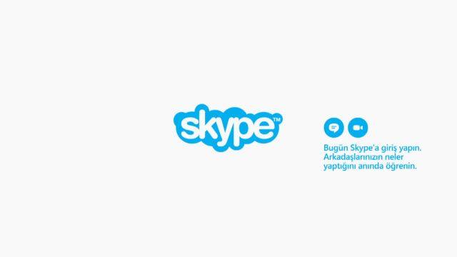 Skype'tan Yeni Reklam Videosu